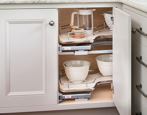 image of solutions that mount to the cabinet side wall