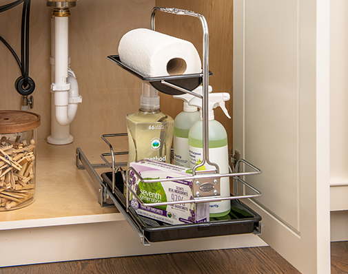 sink pullout solutions
