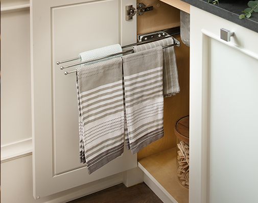 sink towel holder solutions