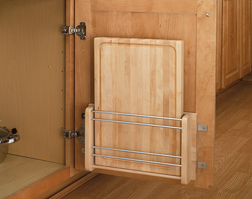 image of solutions that mount to the cabinet door