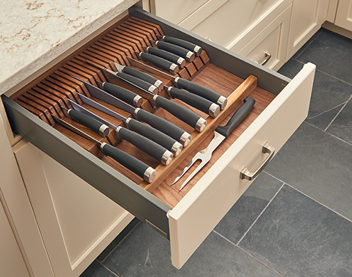 cabinet drawer insert solutions