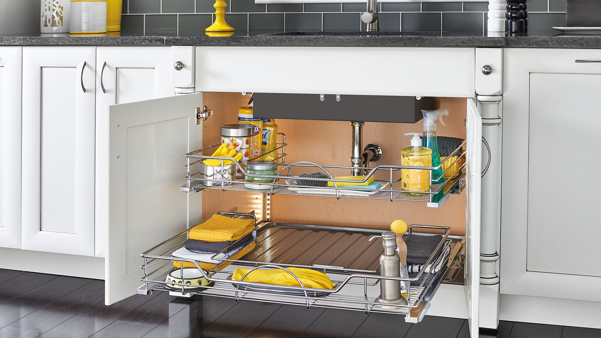 image of sink accessory solutions