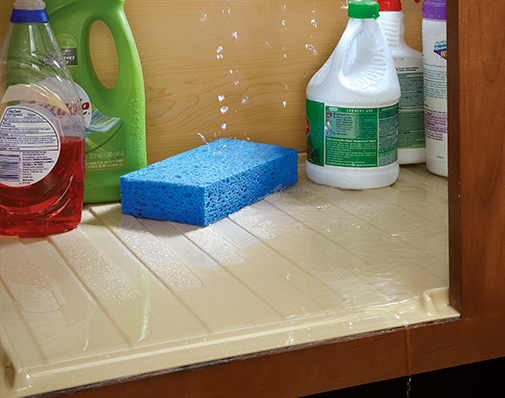 sink drip tray solutions